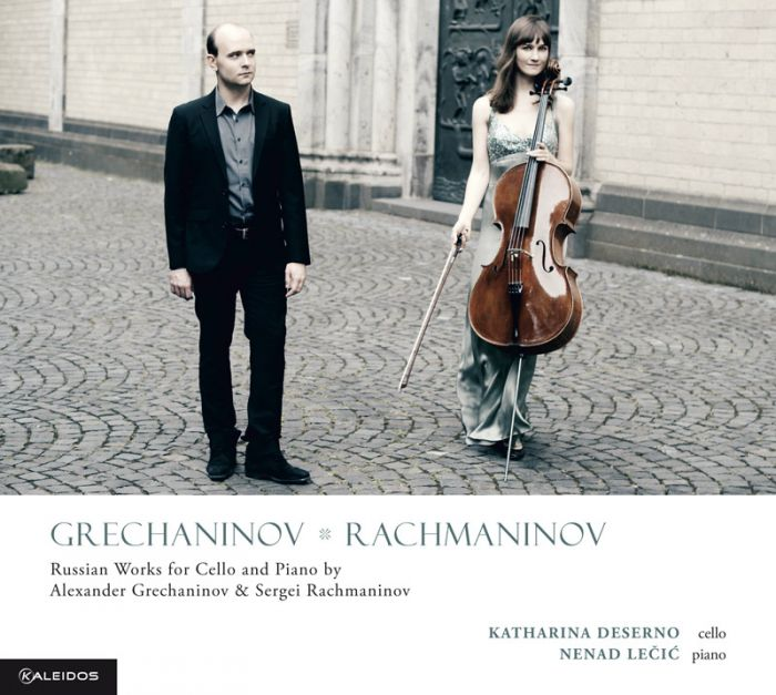 Grechaninov-Cover