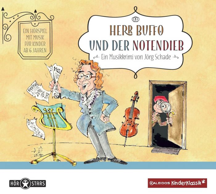 Herr Buffo_Cover