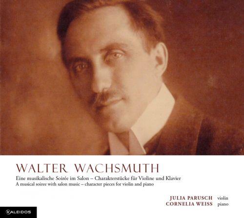 Walter Wachsmuth