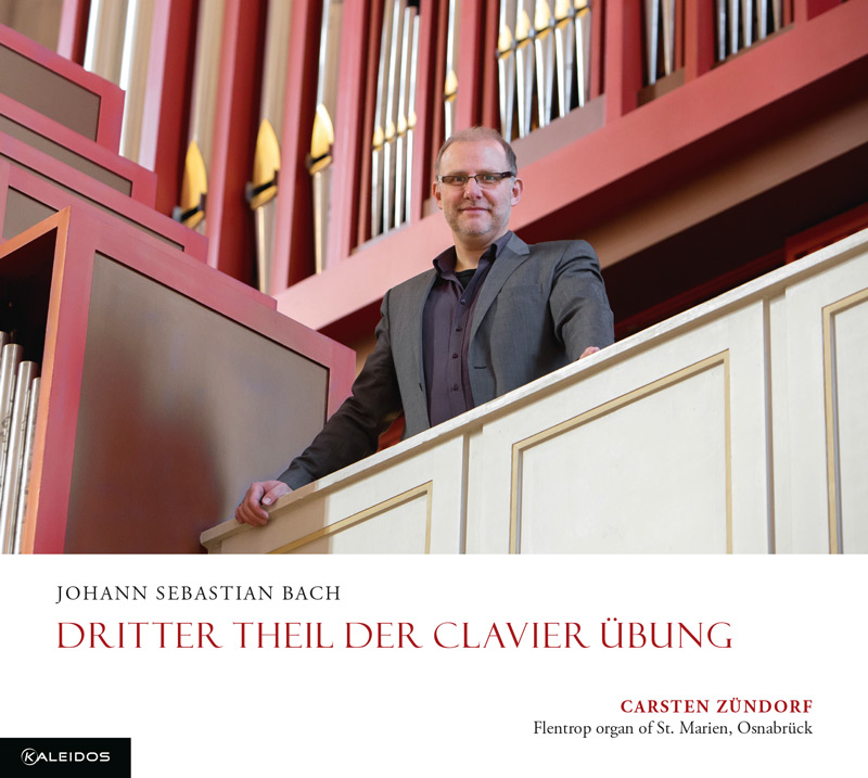 Cover Clavier Übung